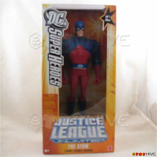 Justice League Unlimited The Atom 10 inch vinyl figure DC JLU sealed yellow box