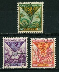 NETHERLANDS OLD STAMPS 1925 - Child Welfare - USED