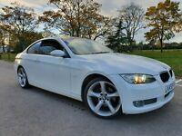 BMW 3 Series 320d Se Highline 2dr Coupe Diesel 6 spd Manual Heated Leather seats
