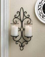 Esprit Duo Candle Sconce 10016834 SMC Reduced From $24.95 To $16.95 !!!!!!!!!!!!