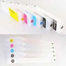 Refilling Cartridge for Epson Stylus Pro 7710/9710/7700/9700 + Chip Resetter