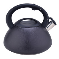 3.2qt Stainless Steel Stovetop Whistling Tea Kettle Teapot Water Pot Teakettle