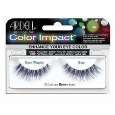 Ardell COLOR IMPACT Demi Wispies Blue False Eyelashes - Quality Fake Lashes!