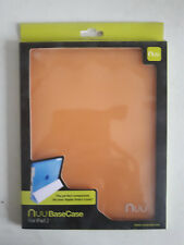 NUU BaseCaseFor iPAD 2 - Slim Fitting Back Cover OPAQUE See Thru Design SELECT