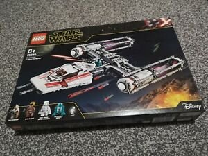LEGO Star Wars Resistance Y-Wing Starfighter (75249)