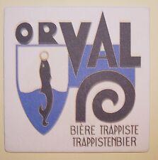 *Orval Bierdeckel 50 Stück Trappistenbier coasters sous-bocks bierviltjes