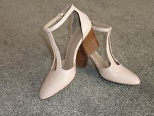 ladies shoes size 6 Pale Pink excellent condition