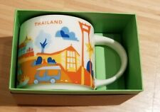 Starbucks Mug Thailand Tasse: You Are Here Collection
