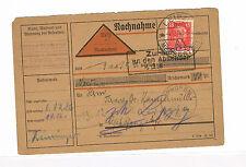 Deutsches Reich herrliche NN-Karte mit EF MiNr. 391 mit SST Leipzig