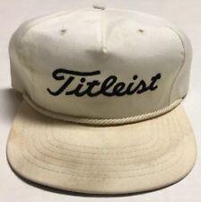 Vtg Titleist Hat Fairhaven Massachusetts Cap Destroyed Made In The USA Golfing