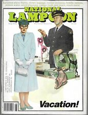 NATIONAL LAMPOON THE HUMOR MAGAZINE AUGUST 1979 (VG)