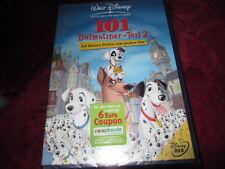 DVD - 101 Dalmatiner Teil 2 - WALT DISNEY - Z4 - NEU/OVP