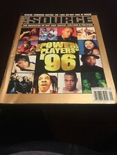 The Source Magazine - January 1997 - 2Pac Dr Dre Nas Lil Kim Bone Thugs Outkast
