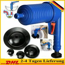 Profi Abflussreiniger Pressluft Rohrreiniger Pumpe Druckluft 4 Bar Rohrreinigung