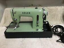 Adler 152 sewing machine vintage