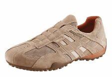Geox Respira uomo Snake u4207l c0845 caballeros zapatillas zapato bajo mocasines beige