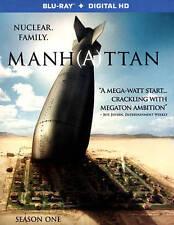 Manhattan - Season 1 [Blu-ray + Digital HD] by Rachel Brosnahan, Michael Chernu