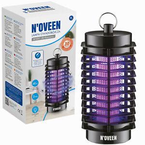 Insektenfalle UV | Mückenlampe Insektenvernichter Elektrisch | Fliegenfänger