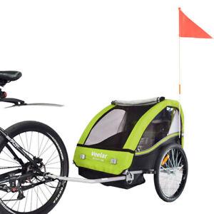 Kinderfahrradanhänger Fahrradanhänger Kinderanhänger 2.Wahl