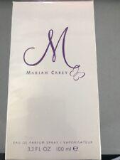 M BY MARIAH CAREY 3.4 OZ EDP SPRAY FOR WOMEN BRAND NEW