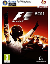 F1 2011 STEAM PC Key Digital Download Code Neu [DE] [EU]