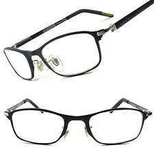 Elegant Stylish Rectangle Rx-Able Prescription Mens Womens Eye Glasses Frames