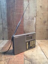 Sony ICF-7600D Digital Portable World Radio Receiver