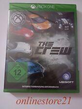 The Crew Xbox One NEU Deutsch