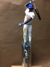 LOS ANGELES DODGERS Tap Handle PUIG MLB BASEBALL BEER Keg Cuba LA White Jersey