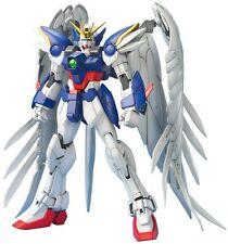 BANDAI MG 1/100 XXXG-00W0 WING GUNDAM ZERO CUSTOM EW Gundam W Model JAPAN