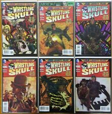 JSA Liberty Files: The Whistling Skull #1-6 Complete Series DC Comics