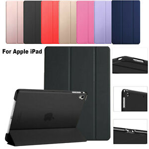 Smart Magnetic Flip Leather Stand Case Cover For iPad Mini Pro 9.7 Air 10.5 10.2