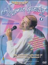 NORMAN GUNSTON SHOW (Garry McDONALD) Best of the Last COMEDY TV Series DVD NEW