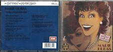 CD 13 TITRES MARIE DUBAS MON LÉGIONNAIRE DU CAF' CONC' AU MUSIC HALL DE 1991