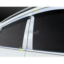 K-846 Car Chrome B-Pillar Cover Molding for Hyundai Santa Fe 2001-2005