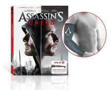 Assassin's Creed (Blu-ray, DVD, Digital) Target Exclusive Arm Sleeve NEW