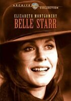 Belle Starr (1980 Elizabeth Montgomery) DVD NEW