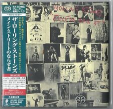 The Rolling Stones - Exile On Main St [SHM SACD] UIGY-9081 (cardboard) BRAND NEW