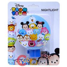 Disney Tsum Tsum Room Night Light - 110V Electronic Mickey Minnie Stitch pooh