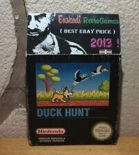 Duck Hunt // Nintendo NES // Caja Pequeña // PAL ESP - Completo