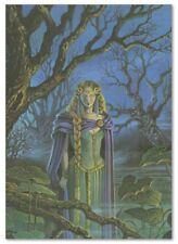 Affiche Offset  La magicienne Daniel Maghen