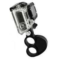 Finger Knuckles Mount Self-Grip Stylish Ring Stabilizer For Gopro Hero 5 4S 4 3+