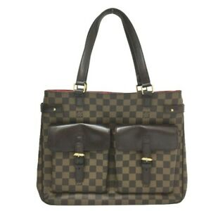 Louis Vuitton Damier euses N51128 Hand Bag From Japan #1987