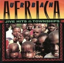 Urban Africa: Jive Hits of the Townships by Various Artists [LIKE NEW CD]