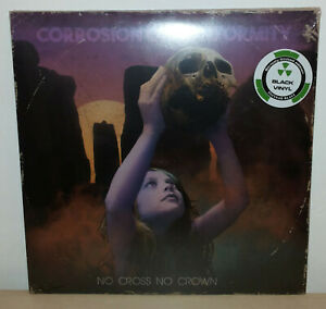 CORROSION OF CONFORMITY - NO CROSS NO CROWN - 2 LP