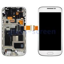 Samsung Galaxy S4 mini i9190 i9192 i9195 LCD Screen Digitizer Frame Red Black