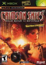 Crimson Skies: High Road to Revenge - Original Xbox Game