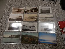 Island of BARRA collection of 35 vintage & antique postcards as one lot
