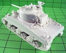 Milicast BB065 1/76 Resin WWII British Sherman I (M4 -Mid Prod.)