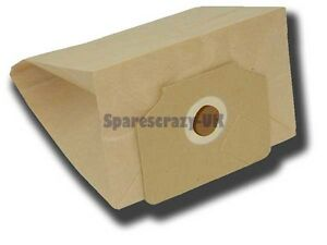 Para Electrolux Delfín E24 Bolsas de Papel Aspiradora 5 Paquete